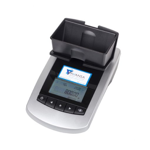 AVANSA Pocket Scale 4700 Money Counter right preview