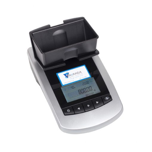 AVANSA Pocket Scale 4700 Money Counter left preview